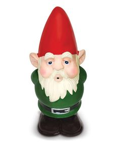 Norman the Doorman Electronic 'Whistling' Gnome Figurine