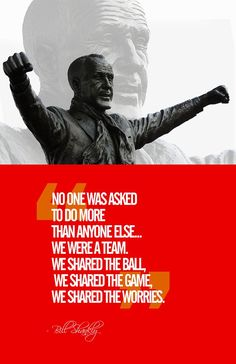♠ The History of Liverpool FC in pictures - Bill Shankly Quotes #LFC #History #Legends