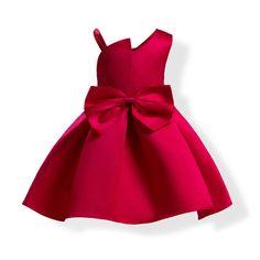 d28e189690e New spring red blue girl princess dresses suspender ball gown girl dress  for 3-8
