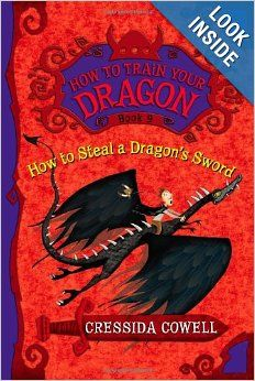 How to Train Your Dragon: How to Steal a Dragon's Sword: Cressida Cowell: 8601400811207: Amazon.com: Books $4.96