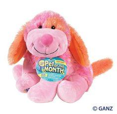 Webkinz Pink Punch Cheeky Dog February Pet of the Month W... https://www.amazon.com/dp/B00I3ONV38/ref=cm_sw_r_pi_dp_x_GzkaAbX1V96A7