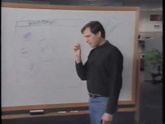 Steve Jobs talks marketing strategy in a internal NeXT video (1991)