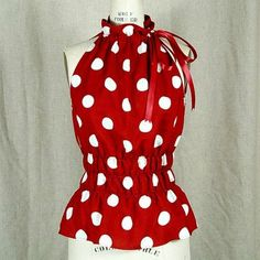 polka dots put a smile on my face