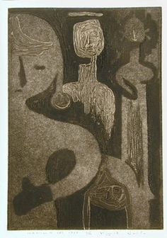 Kiyoshi Saito: Haniwa (J) - Art Gallery of Greater Victoria