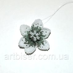 And again beaded flower :) The original tutorial is here I've made a brooch for my aunt for her Birthday, I hope she liked it. During making it I have made a step-by-step tutorial, so maybe i…