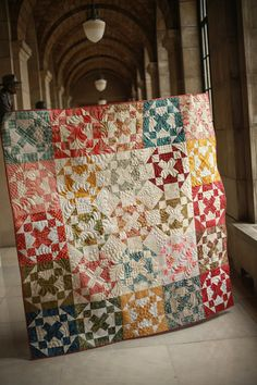 Huddle Quilt Pattern by EyeCandyQuilted on Etsy