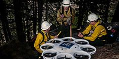 Unmanned Aerial Systems in Search and Rescue Operations ⋆ Tom`s Take On Things Tom S, Search And Rescue, Emergency Preparedness, Firefighter, France, Drones, Mindful, News, History