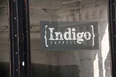 Indigo Express   Stadtbekannt Wien   Das Wiener Online Magazin Indigo, Chalkboard Quotes, Art Quotes, Neon Signs, Vienna, Shops, Graphics, Decor, Entryway