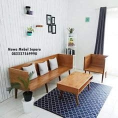 Top Extremely Awesome Space Saving Furniture Designs That WIll Change Your Life Small House Interior Design, Wood Interior Design, Home Room Design, Living Room Designs, Living Room Decor, Furniture Design, Minimalist Home, Minimalist House Design, Wooden Sofa Designs