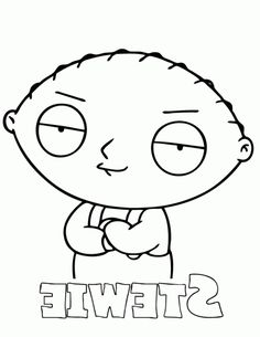 the best family guy coloring pages stewie httpcoloringalifiah - Family Guy Coloring Pages