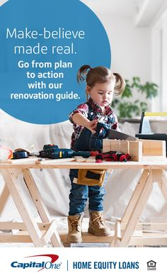 Our home improvement planning guide is filled with helpful information and worksheets for setting your goal, sticking to a budget and managing projects of any size!
