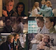 The fiercest of the SGC ladies, Sam Carter and Janet Fraiser from Stargate SG-1