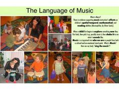 part of an amazing site at fan malibu preschool Preschool Music, Preschool Curriculum, Kindergarten, Early Education, Early Childhood Education, Early Learning, Kids Learning, Learning Stories Examples, Reggio Documentation
