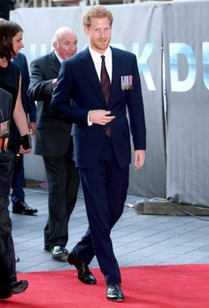 When Harry Met Harry! Prince Harry and Harry Styles Hit the Red Carpet for Dunkirk Premiere