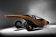 phoenix bamboo concept car by kenneth cobonpue and albrecht brikner