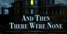 Agatha Christie – And Then There Were None