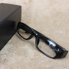 Mini Design Camera Glasses Hidden Eyewear Security Camera Dvr Video Recorder…