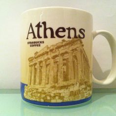 Athens - the only one from where I haven't been yet :(
