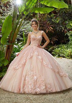 Xv Dresses, Mori Lee Dresses, Quince Dresses, Pageant Dresses, 15 Anos Dresses, Light Pink Quinceanera Dresses, Light Pink Dresses, Long Sleeve Quinceanera Dresses, Light Pink Wedding Dress