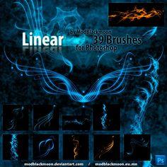 linear_magic_Photoshop_brushes