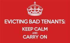 Evicting Bad Tenants: Keep Calm and Build Your Case - http://bit.ly/18zeB7C
