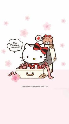 Hello Kitty House, Hello Kitty Art, Hello Kitty Themes, Hello Kitty My Melody, Hello Kitty Pictures, Kitty Images, Hello Kitty Backgrounds, Hello Kitty Wallpaper, Hello Kitty Imagenes