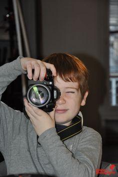 Clic Clac petites graines de photographes - Cours photo pour les enfants