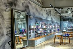 NIKE Fashion Island experience store, Newport Beach   California sports