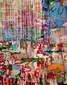 Saatchi Online Artist: Ole Halvorsen; Acrylic, Painting erika søderblom