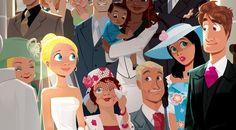 Arthur de Pins @@@.....http://www.pinterest.com/pinktearose/im-getting-married-in-the-morning/