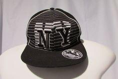 new york baseball hat cap new era cap Men's Size 7 1/4  #NewEraCap #BaseballCap