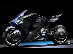 "Honda Vultus Concept bike to be featured in ""Ghost in the Shell"""