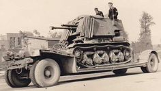 cm Pak (t) (Sfl.) auf R 731 (f), or simply Panzerjäger Ww2 Pictures, Military Pictures, Army Vehicles, Armored Vehicles, Ambulance Truck, Tank Warfare, Tank Destroyer, Armored Fighting Vehicle, Battle Tank