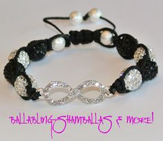Just bought this....I LOVE it!  Swarovski Crystal INFINITY Shamballa