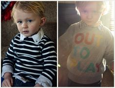 All Things Lovely...: Fashion Friday: Little Boy Fashion