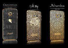 Legend Samsung Galaxy And Edge - Helsinki Company Gives Galaxy A Luxury Makeover - Lux Pursuits Samsung S6 Edge Case, Samsung Galaxy Phones, Cool Tech Gadgets, Technology Gadgets, Helsinki, Phone Covers, Smartphone, Essentials, Iphone