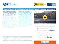 DIPTICO INTERACTIVO ACTUACIÓN FEDER Acondicionamiento del río Segura en las cercanías del poblado de Graya (TM. Yeste)  Pincha en el link: ftp://ftp.chsegura.es/FEDER/07F.CM.51.012.06.pdf