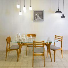 MCM Dining room, Studio Alis Barcelona