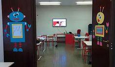un laboratorio digitale di scuola primaria