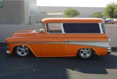 1957 Chevy Blazer