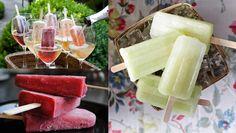 10 Frozen Boozy Treats to Beat the Heat