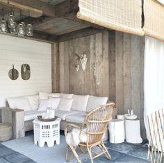 Schommelstoel rotan tuinstoelen tuinmeubelen tuin karwei woonkamer pinterest - Woonkamer rotan voor veranda ...