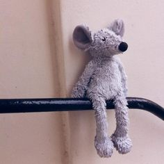 FOUND in HOVE  this cuddly toy mouse was Found dropped on the pavement, in Hove on 3rd Jan. Beth brought him in from the storm and is taking care of him until his family is found. Contact: https://twitter.com/DeerLittleFawn
