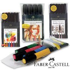 Caneta Pitt Artist Faber-Castell