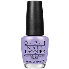 OPI You're Such a Budapest Nail Lacquer (15ml) (£12) ❤ liked on Polyvore