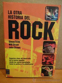 LA OTRA HISTORIA DEL ROCK. VV.AA. ED / MANON TROPPO - 2006. COMO NUEVO.