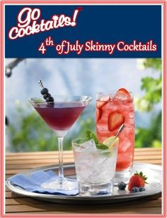 4th of July Cocktails Acai Berry Cosmo 1 packet Go Cocktails! Cosmo ...