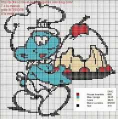 grids cross stitch and Co.: Some old grids