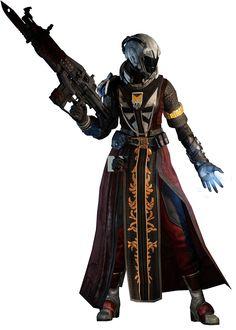 Destiny----Warlock, Level 20