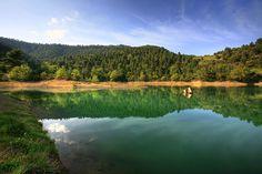 Tsivlou Lake Achaea